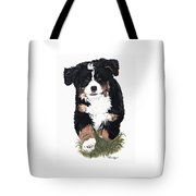 Little Ms. Muffet Tote Bag