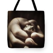 Little Toad Tote Bag
