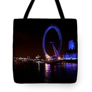 River Thames - London Tote Bag