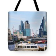 London Old And New 5838 Tote Bag
