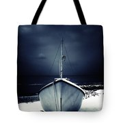 Loneliness Tote Bag by Stelios Kleanthous