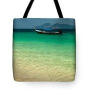 Longboat Asia Tote Bag