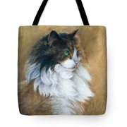 Longhaired Tote Bag