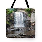 Looking Glass Falls North Carolina Tote Bag