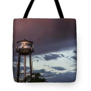 Los Lunas Water Tower Tote Bag