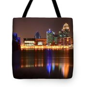 Louisville Kentucky Tote Bag