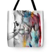 Love Colors 5 Tote Bag