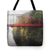 Lovers Leap Bridge Tote Bag