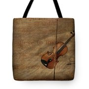 Lovesong Tote Bag