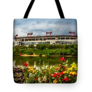Lp Field Tote Bag by Ron Pate