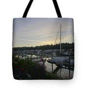 Lucy's Home Port Tote Bag
