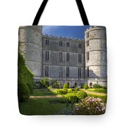 Lulworth Castle Tote Bag