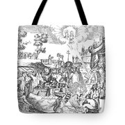 Luther Anniversary, 1617 Tote Bag