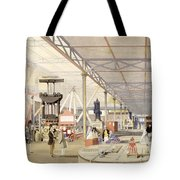 Machinery, From Dickinsons Tote Bag