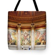 Murals In The Capitol - Madison Tote Bag