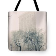 Madison Square Park Tote Bag