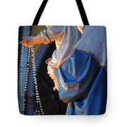 Madonna And Jesus Tote Bag