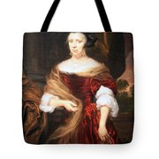 Mae's Portrait Of A Lady Tote Bag