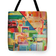Mainstay And Assurance Of The Righteous Tote Bag