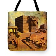 Makli Hill Tote Bag