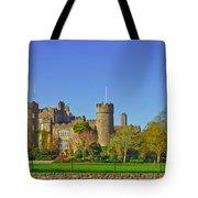 Malahide Castle  Tote Bag