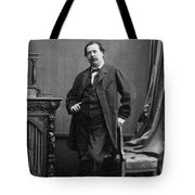 Man, C1870 Tote Bag