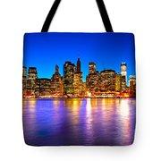 Manhattan - New York City Tote Bag