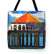 Manhattan Beach California Tote Bag