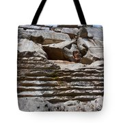 Marble Quarry Tote Bag