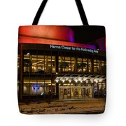 Marcus Center For The Performing Arts  Tote Bag