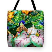 Mardi Gras Float Tote Bag