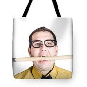 Marketing Message Tote Bag