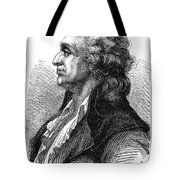 Marquis De Condorcet (1743-1794) Tote Bag