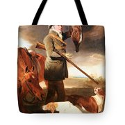 Marshall's J G Shaddick -- The Celebrated Sportsman Tote Bag