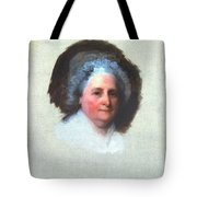 Martha Washington (1731-1802) Tote Bag