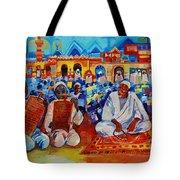 Maseed Maseed 9 Tote Bag