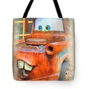 Mater Tote Bag