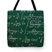 Mathematics Tote Bag