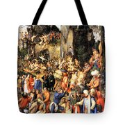 Matyrdom Of The Ten Thousand Tote Bag