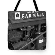 Mc Cormick Farmall Super C Tote Bag