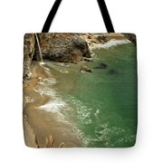 Mcway Falls Tote Bag by Adam Jewell