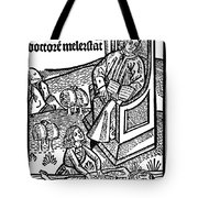 Medical Teaching, 1487 Tote Bag