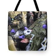 Medics Of The British Special Forces Tote Bag