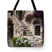 Medieval Saint Paul De Vence 3 Tote Bag by David Smith