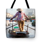 Mekong Delta - Vietnam Tote Bag