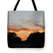 Mellow Sky Tote Bag