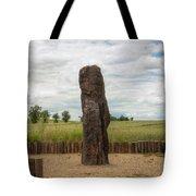 menhir Stone Shepherd Tote Bag