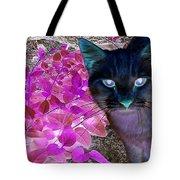 Meow 2 Tote Bag