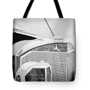 Mercedes-benz Grille Tote Bag