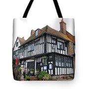 Mermaid Inn Rye Tote Bag
